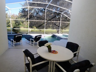 4720PPT 4-Bed Disney Area Pool Home w/OUTDOOR SPA!