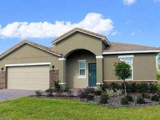 Calabria at Westside 4-Bed Pool Hm Just 5 Miles to Disney, Game Room, Spa, WiFi-9017