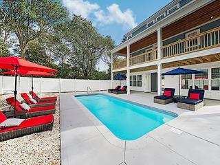 Brand-New Home w/ Pool & Theater-- Near Beach!