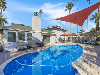 Posh Getaway w/ Pool & Resort-Style Backyard