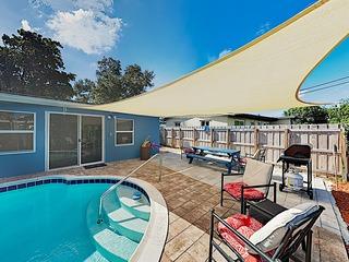 New Listing! Tropical Getaway w/ Pool & Hot Tub