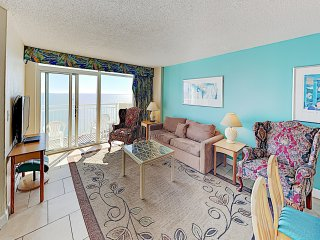 New Listing! Beachfront Resort w/ Epic Amenities