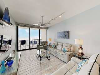 New Listing! 12th-Floor Penthouse w/ Pools & Gym