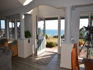 Hilton House in Gualala with Ocean Views