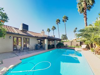 New Listing! Luxe Retreat w/ Pool & 2 Living Areas