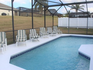 TR306OR - 5 Bedroom 3 Bathroom villa At Tuscan Ridge Only 15 Mins From Disney - image
