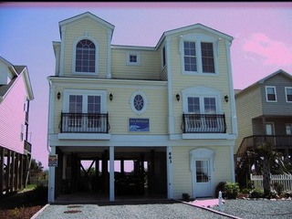 Inn Between at Holden Beach