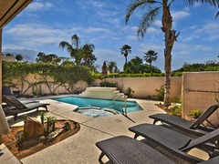 Modern Palm Springs Condo