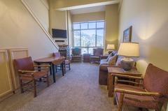 Mountain Club at Kirkwood- Ski In/Ski Out Studio+Loft #318