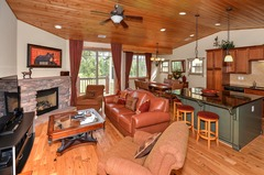 Truckee Meadows Golf Course Vacation Home