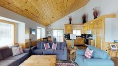 Skislope Truckee Vacation Cabin