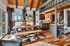 Upscale Tahoe Donner Cabin