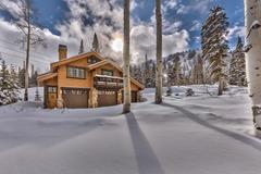 Park City Colony Cabin Ski In/Ski Out