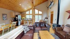 Prosser Lake Vacation Lodge