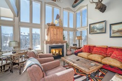 Enormous Mountain Village Home Located in the Core