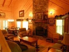 Pine Cabin at Blairsville