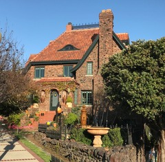 Charming 1BR Upper Terrace Cottage- Great Location