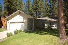 1361 Angora Lake Road Home