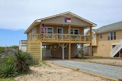 Magnolia Cottage at Holden Beach