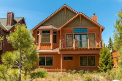 Chaney- Truckee Home