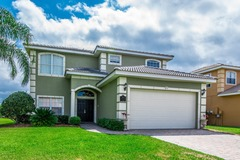 Fantastic 5 Bed 4 Bath Pool Home With Games Room 322VVL